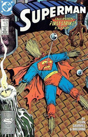 SUPERMAN (1987 2ND SERIES) #26