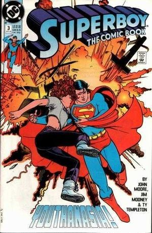 SUPERBOY (1990 2ND SERIES) #3
