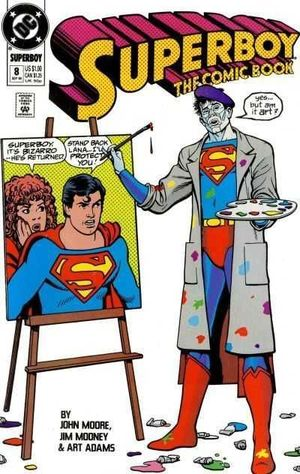 SUPERBOY (1990 2ND SERIES) #8