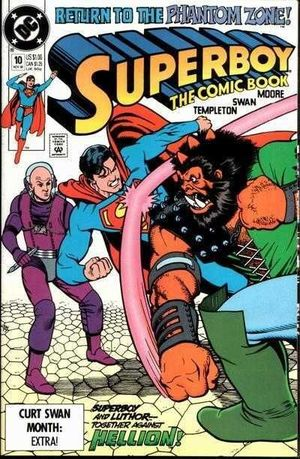 SUPERBOY (1990 2ND SERIES) #10