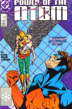 POWER OF THE ATOM (1988) #8