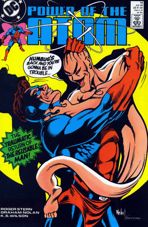 POWER OF THE ATOM (1988) #14