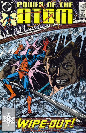 POWER OF THE ATOM (1988) #16