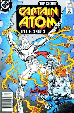 CAPTAIN ATOM (1987 DC) #28
