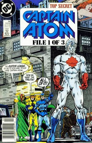 CAPTAIN ATOM (1987 DC) #26
