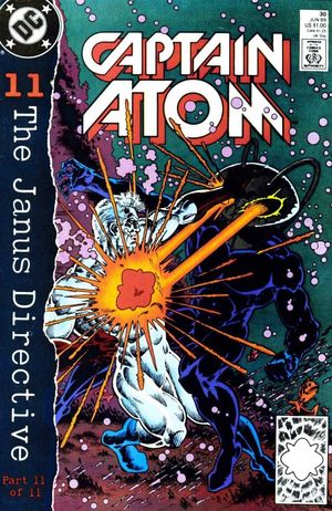 CAPTAIN ATOM (1987 DC) #30