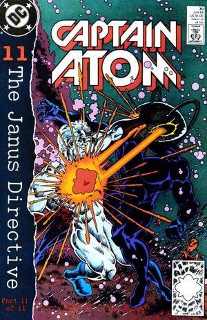 CAPTAIN ATOM (1987 DC) #30
