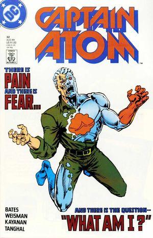 CAPTAIN ATOM (1987 DC) #32