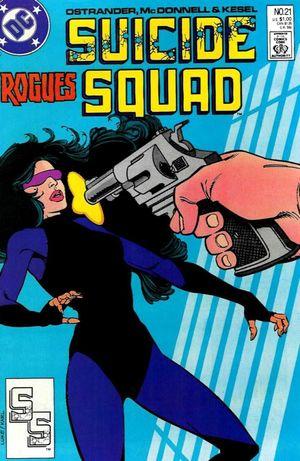 SUICIDE SQUAD (1987 1ST SERIES) #21