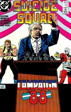 SUICIDE SQUAD (1987 1ST SERIES) #22