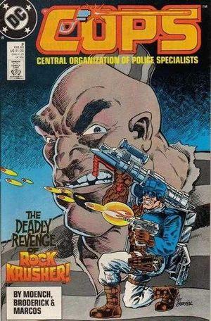 COPS (1988 DC) #9
