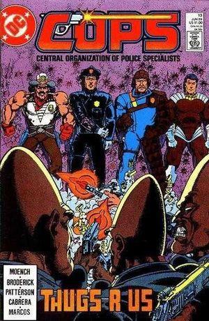 COPS (1988 DC) #13