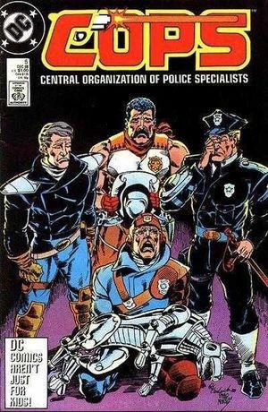 COPS (1988 DC) #5