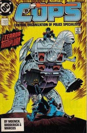 COPS (1988 DC) #7