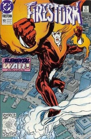 FIRESTORM (1982 2ND SERIES) #93