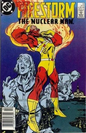 FIRESTORM (1982 2ND SERIES) #82