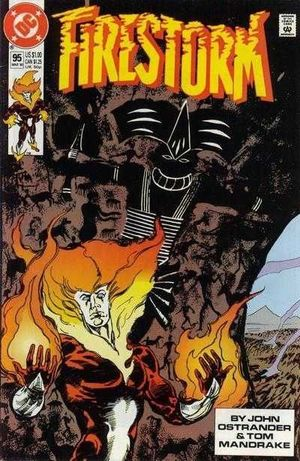 FIRESTORM (1982 2ND SERIES) #95