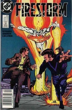 FIRESTORM (1982 2ND SERIES) #84