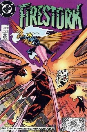 FIRESTORM (1982 2ND SERIES) #89