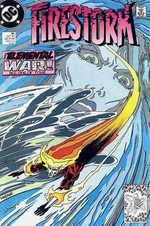 FIRESTORM (1982 2ND SERIES) #90