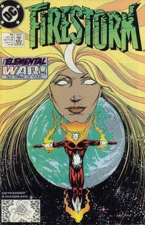 FIRESTORM (1982 2ND SERIES) #92