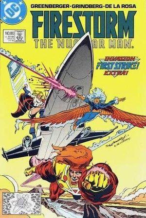 FIRESTORM (1982 2ND SERIES) #80