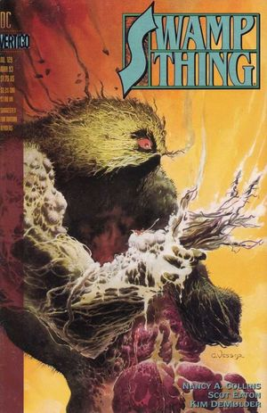 SWAMP THING (1982 2ND SERIES) #129