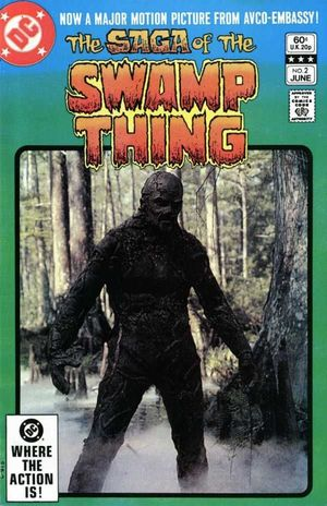 SWAMP THING (1982 2ND SERIES) #2