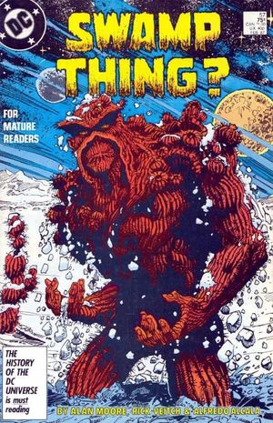 SWAMP THING (1982 2ND SERIES) #57