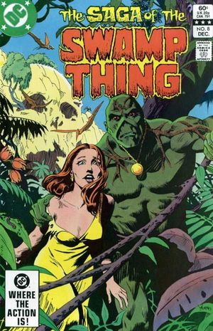 SWAMP THING (1982 2ND SERIES) #8