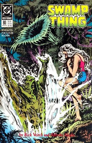 SWAMP THING (1982 2ND SERIES) #80