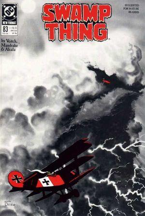 SWAMP THING (1982 2ND SERIES) #83