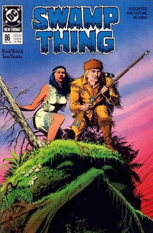 SWAMP THING (1982 2ND SERIES) #86