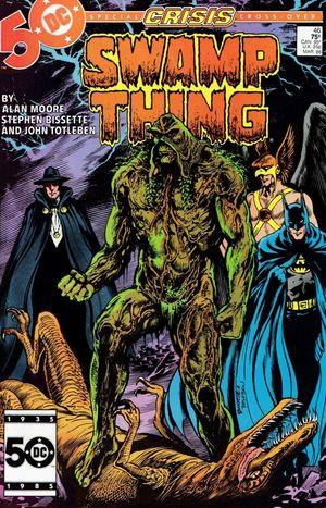 SWAMP THING (1982 2ND SERIES) #46