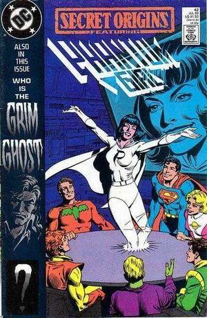 SECRET ORIGINS (1986-1990 2ND SERIES) #42