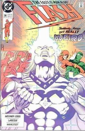 FLASH (1987 2ND SERIES) #36