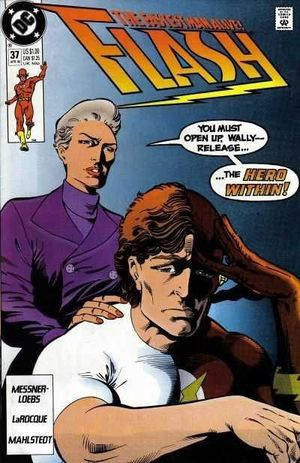 FLASH (1987 2ND SERIES) #37