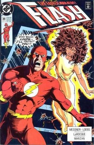 FLASH (1987 2ND SERIES) #39