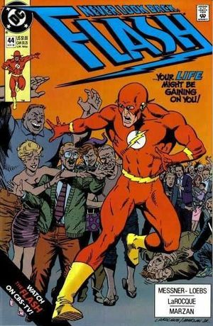 FLASH (1987 2ND SERIES) #44