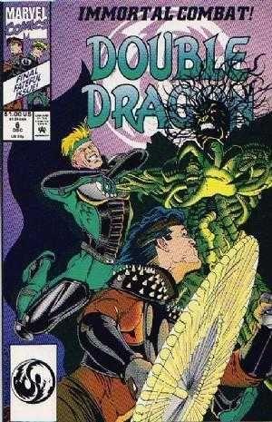 DOUBLE DRAGON (1991) #6