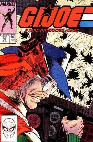 GI JOE (1982 MARVEL) #70