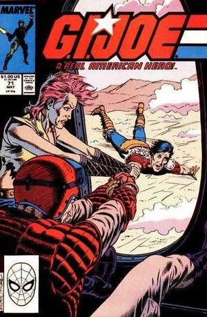 GI JOE (1982 MARVEL) #71