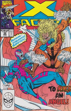 X-FACTOR (1986 1ST SERIES) #52