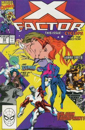 X-FACTOR (1986 1ST SERIES) #53