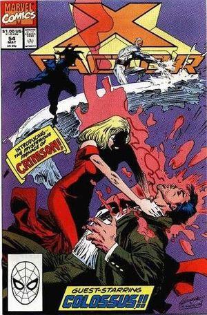 X-FACTOR (1986 1ST SERIES) #54