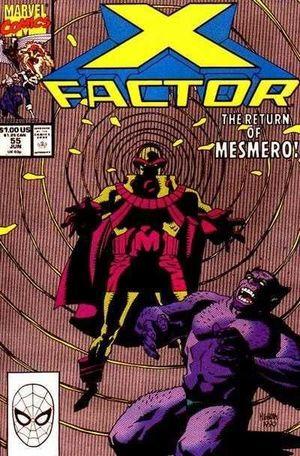 X-FACTOR (1986 1ST SERIES) #55