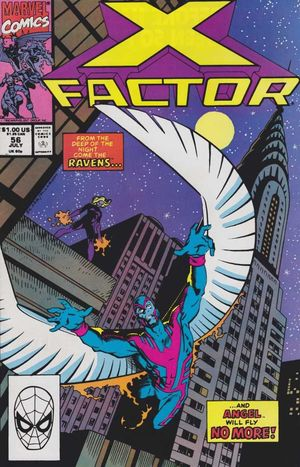 X-FACTOR (1986 1ST SERIES) #56