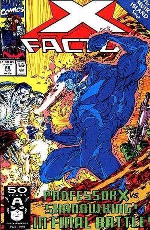 X-FACTOR (1986 1ST SERIES) #69