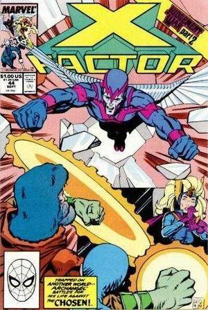 X-FACTOR (1986 1ST SERIES) #44