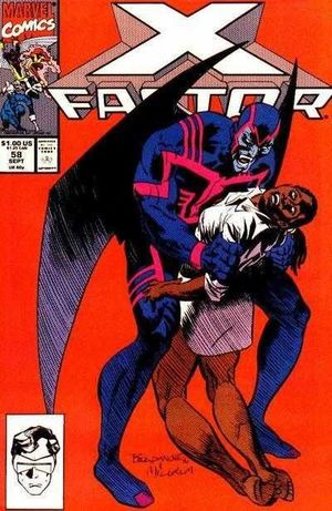 X-FACTOR (1986 1ST SERIES) #58